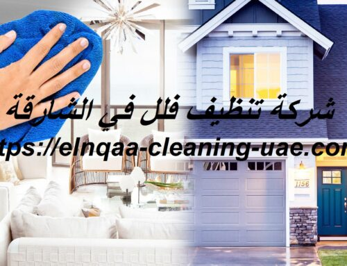 شركة تنظيف فلل في الشارقة |0545667540| افضل الاسعار