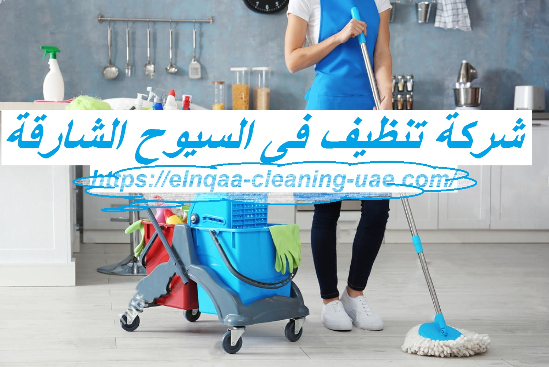شركة تنظيف فى السيوح الشارقة